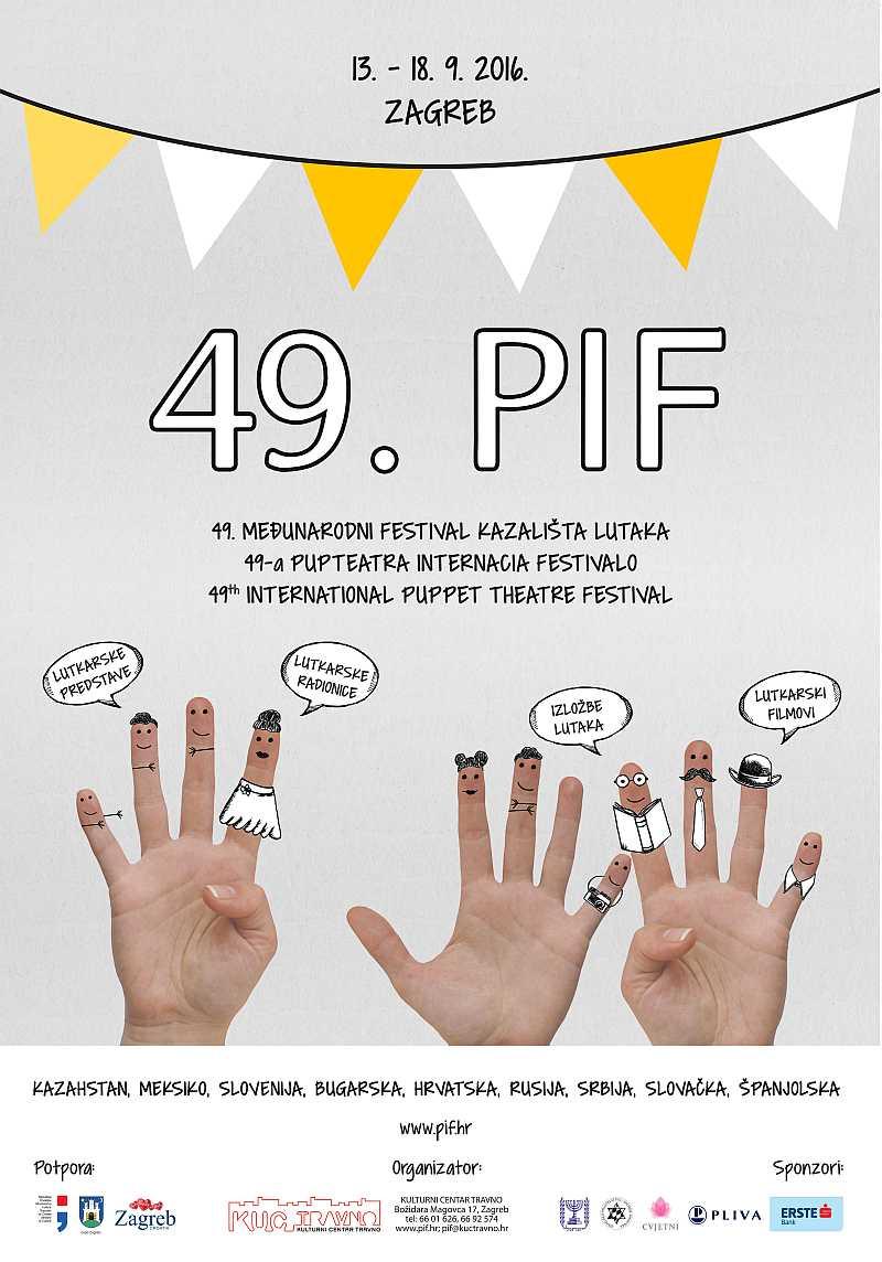 49.PIF plakat manji