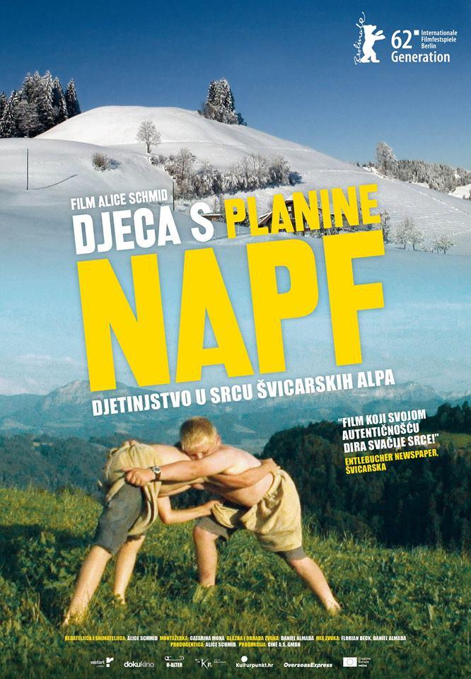 Djeca s planine NAPF