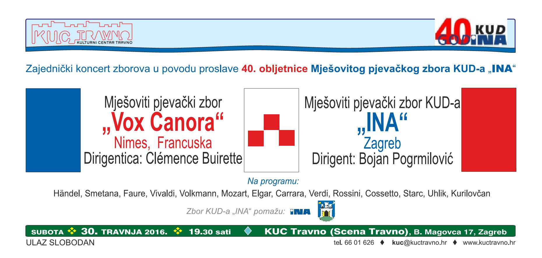 KOncert INA VoxCanoa 30.4.2016