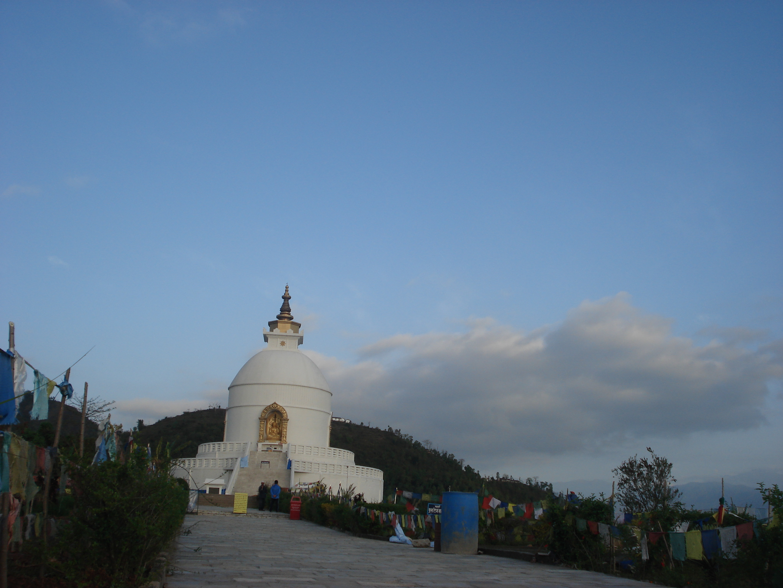 Pagoda Boudha Peace temple-1