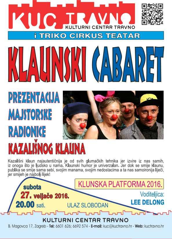 Prezentacija klaunski cabaret 2722016
