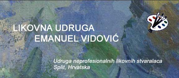 likovna udruga emanuel vidović