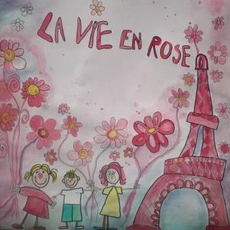 mala-frankofonija1 la vie en rose