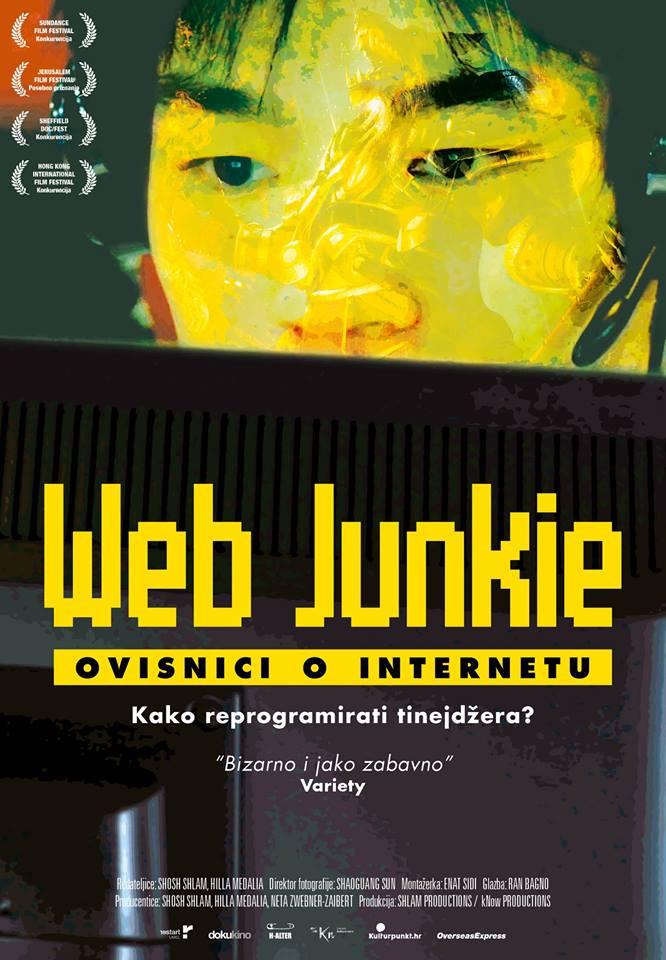 web junkie plakat