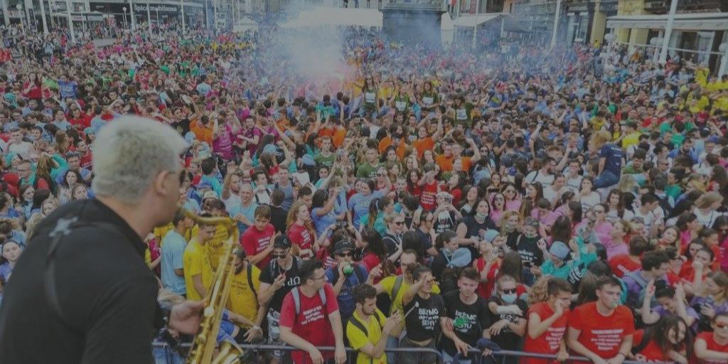 Dan zagrebačkih maturanata 2019.