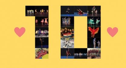 Plesna predstava – Evolucija pokreta – UDT Gombalište