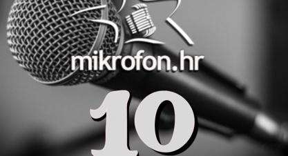 """Udruga Mikrofon – završni koncert 2019 """"Slavimo 10"""""""