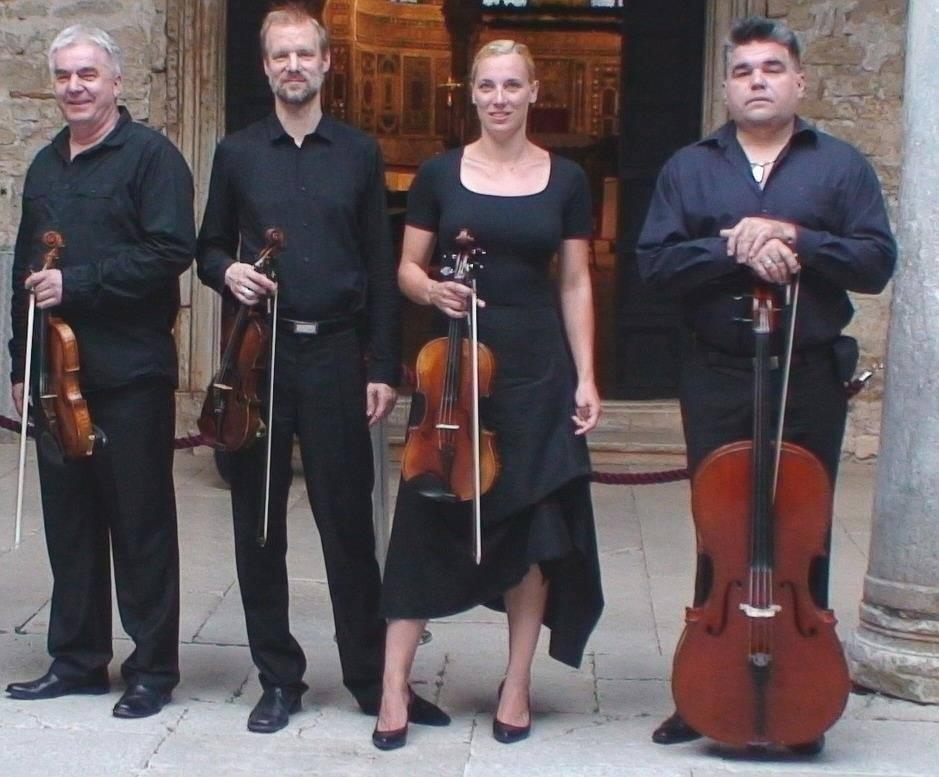 Koncert klasične glazbe GUDAČKI KVARTET CEDENZA