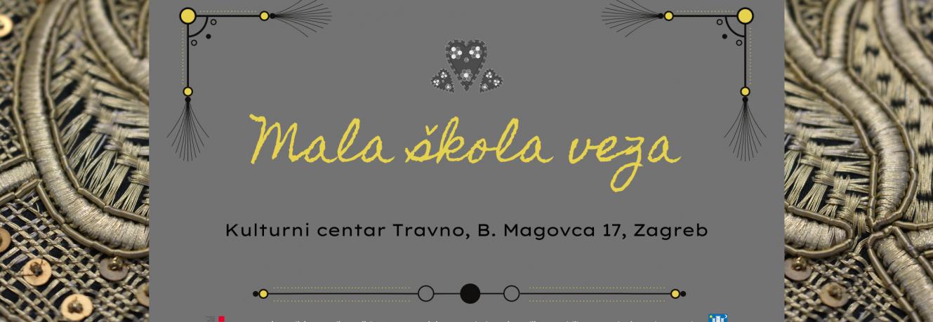 Radionica tradicijskih tekstilnih tehnika – MALA ŠKOLA VEZA