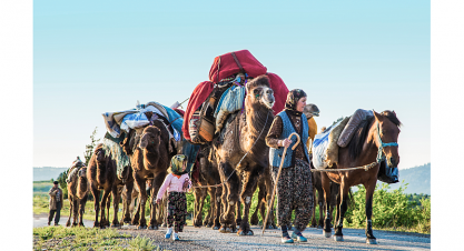 Pretprogram 55. Međunarodne smotre folklora Zagreb – KUC Travno – 14.7. izložba fotografija Tragovima turskih nomada