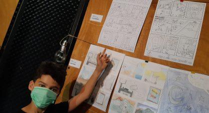 Luka Delibašić osvojio je prvo mjesto na Međunarodnom festivalu stripa CRŠ – Zagreb Comic Con!