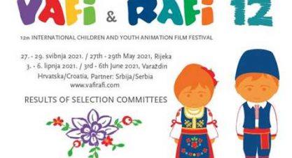 9. OFF Travno – VAFI&RAFI internacionalni festival animiranog filma djece i mladih