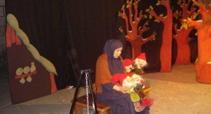 Kazališna predstava za djecu – Kazalište Smješko – ŠUMA STRIBOROVA