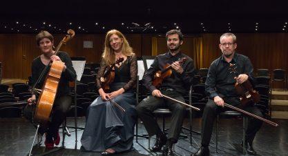 Koncert klasične glazbe GUDAČKI KVARTET PORIN