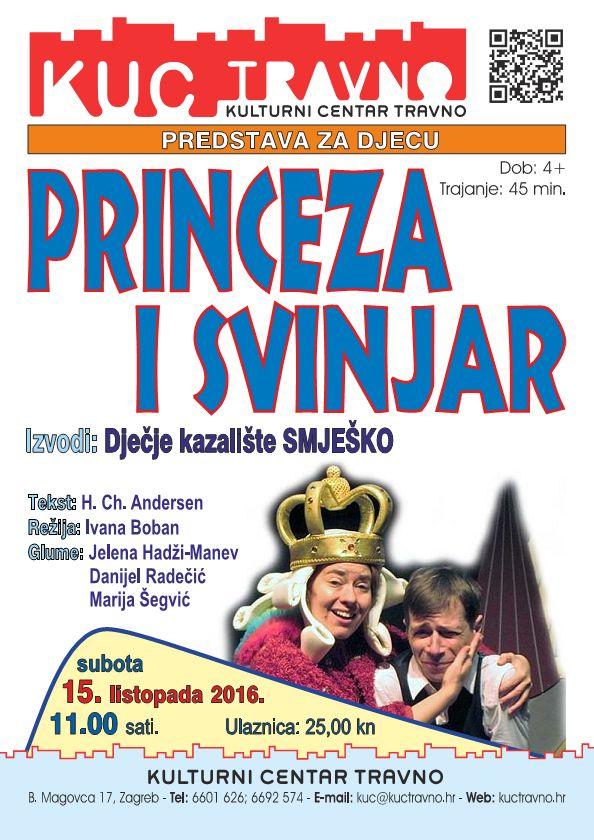 Princeza i svinjar