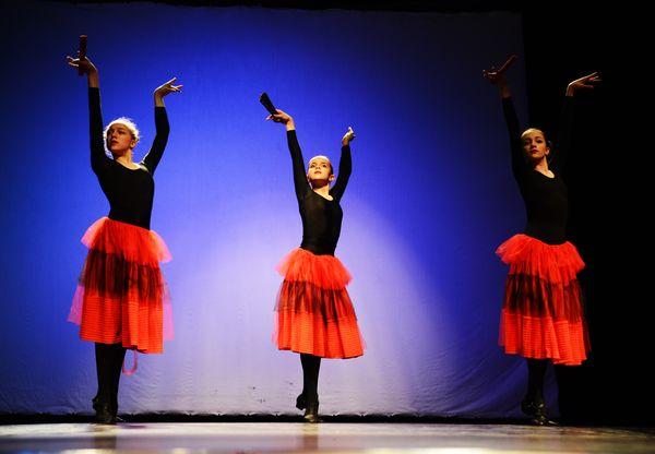 balet i ritmika
