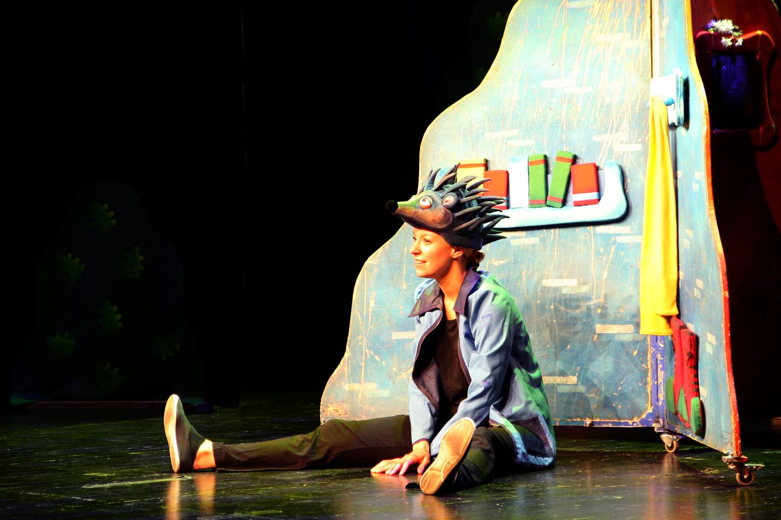 predstava Jezeva kucica-DK Smjesko